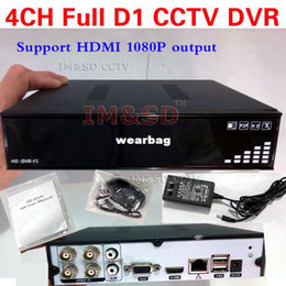 Wholesale Not ch Full D1 Recording Playback P HDMI CCTV DVR P2P Cloud Tech Easy Remote Access with ch Audio Android phone view