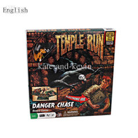 Wholesale Temple Run The curse of the Temple Board Game Casual games Instant adventure game EMS