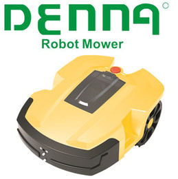 Wholesale Denna intelligent robot lawn mower with lithium battery low noise