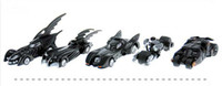 Finished Goods dc - Best selling cheap DC Tomica Limited TC Batman Metal Batmobile Collectible Model Toys cm quot New in Box f0012