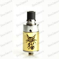 Cheap 2014 Newest Electronic Cigarette Atomizer Rebuildable CATS Clone Atomizer vs 3D taifun gt stillare tobh atty chiyou atomizer cigarette e cig