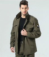 airborne division - FREE KNIGHT TACTICAL US ST AIRBORNE DIVISION M65 JACKET ARMY GREEN IN SIZES