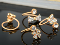 Band Rings Celtic Unisex 40X 2014 Hot Sale New Fashion Korean Rhinestone Starfish Butterfly Flower Spiral Opening Midi Finger nail Rings Jewelry [JR02071-5*8]