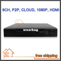 Wholesale CCTV Digital Video Recorder Channel H Security CCTV DVR with audio HDMI Cloud P2P