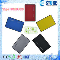 Wholesale ORICO US3 Tool Free USB inch SATA External Hard Drive Enclosure Adapter Case M