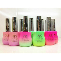 Wholesale UV Gel Nail Polish Soak off Gel Polish Chameleon Nail Art Colors Available Changing Color Nail GelBYT02