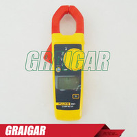 Yes -10°C to +50°C Fluke Free shipping Fluke 302+ Digital Clamp Meter AC DC Multimeter Tester