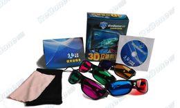 Wholesale 2014 Newest D Glasses best Visual effect For Region Region TV Series True Detective season Latest disney DVD Movies Lego Movies