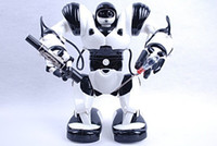 Wholesale TT313 remote control rc robot toy Roboactor humanoid intelligent Robot programmable voice control robot toy