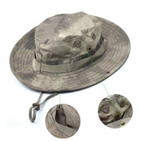 Wholesale Tactical Head Wear Boonie Hat Cap For Wargame Sports Fishing amp Outdoor Activties