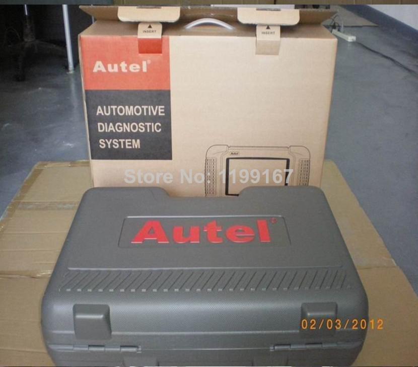 100 original universal diagnostic tool autel maxidas for Motor vehicle diagnostic machine