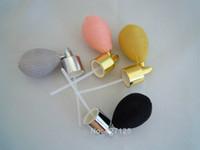 air elliptical - pieces multi colors elliptical top air bag pump for perfume bottle gasbag perfume sprayer inner opening is mm