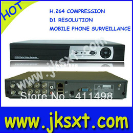 Wholesale hk post ch dvr surveillance cctv dvr kits store surveillance products warranty time year