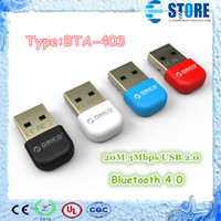 Wholesale ORICO Mini USB M Mbps USB BTA Bluetooth Dongle Wireless Adapter CN105B NE1 M