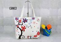 Wholesale Brand New Fashion Desigual Letter Casual Canvas Bag Character Women Handbag