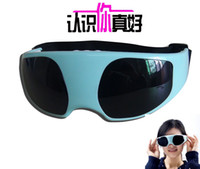 Wholesale 10pcs New electric Eye massager USB device massage glasses vision care eye care instrument