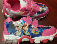 12pairs lots Frozen Anna and Elsa shoes sneakers sport sport...