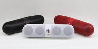 Wholesale Wireless Bluetooth Active Pill Speaker with FM Radio TF MP3 Mini Dance Loudspeaker for Computer MP3