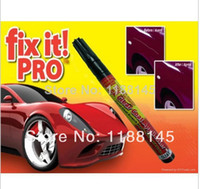 firelion TV012 6 inch Portable Fix It Pro Clear Car Scratch Repair Remover painting Pen for Simoniz Manufacturer