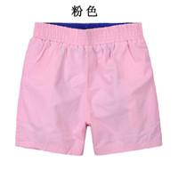 Wholesale Men s Beach P0LO Shorts mixed colors