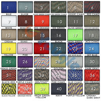 Wholesale Hot Selling Paracord Parachute Cord Rope Mil Spec Type III Strand Core FT