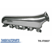 Wholesale Tansky For Nissan patrol Cast Aluminum Turbo Intake Manifold Polished JDM high Performance TK IT5937