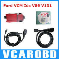 Wholesale Newest software Ford vcm ids V86 vcm ford ids vcm for Ford Landrover Jaguar mazda from Yoga YU