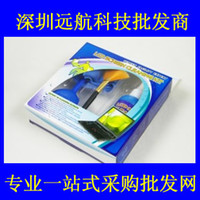 Wholesale free shinpping Peripherals Li Jie clean denim Cloth Brush Cleaner blowing