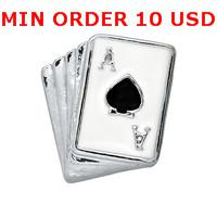 Cheap Charms PLAYING CARDS charms Best for locket mixed playing cards