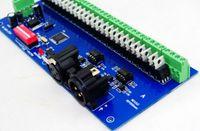 Wholesale Hot sale CH Easy dmx512 dimmer Controller CH DMX decoder group output RGB controller