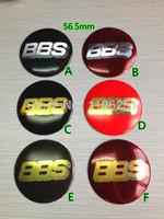 Yes bbs - 100 sets D BBS D wheel cneter Sticker Badges Emblem mm