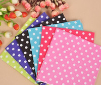 Wholesale Paper Napkins Polka Dot Printing INCH Wedding Party Birthday Paper Napkin