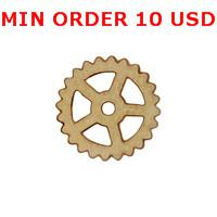 Cheap Charms WATCH GEAR charms Best for locket mixed gold watch