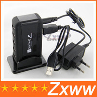 Wholesale New Arrival Port High Speed USB HUB AC Power Adapter Cable US Plug Optional for Computer HZ