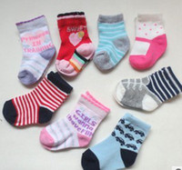 Wholesale Baby baby socks earn credit sale hosiery for children s children s socks children