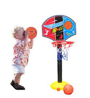 Balls 3 & 4 Years unisex Easy Score Basketball Set kids basketball stands Adjustable Chair Baby indoor and outdoor basketball toys