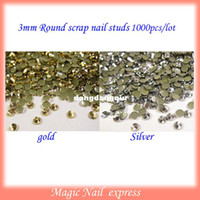 Round beautiful nails salon - New desinger d nail art decorations studs scrapbooking beautiful resin beads nail art for beauty salon