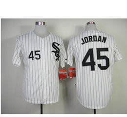 Wholesale Hot White Sox Jordan White Jerseys Cool Base Authentic Baseball Jersey Shirts Logo Embroidery Cheapest Baseball Uniforms Sporting Jersey