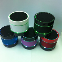 S09 mini portable wireless bluetooth speaker Speakers handfr...