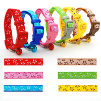 1. 5cm Width Nylon Cute Stars Printed Dog Puppy Cat Collars 5...