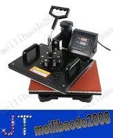 Wholesale NEW DESIGN IN Tshirt Mug Cap Plate Combo heat press machine Heat press Sublimation machine Press machine Heat transfer machine MYY1636