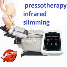 professional infrared air pressure pressotherapy detox slimming machine Au-7006