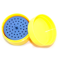Cheap 2pcs 44 holes Dental Autoclave Disinfection Box For Endo Files