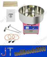 Wholesale Hot Selling Electric Cotton Candy Maker Pink Carnival Commercial Floss Machine Party MYY9245