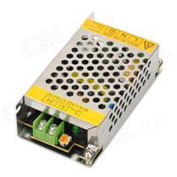 Wholesale 2pcs W A AC V V to DC V Lighting Transformers LED Driver Voltage Transformer Power Supply Adapter