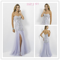 2015 Amazing Design Sweetheart Prom Dresses Crystal Beaded S...