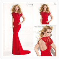 2015 New Collection Tarik Ediz Prom Dresses Evening Formal G...
