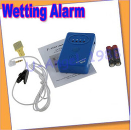 Wholesale Adult Baby Bedwetting Enuresis Urine Bed Wetting Alarm Sensor With Clamp