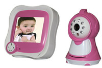 Wholesale TV inch LCD TFT Wireless Digital camera baby monitor babylis temperature display intercom Night Vision video