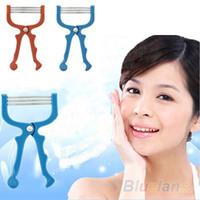 Wholesale New Handheld Facial Hair Removal Threading Beauty Epilator Tool epilators for women